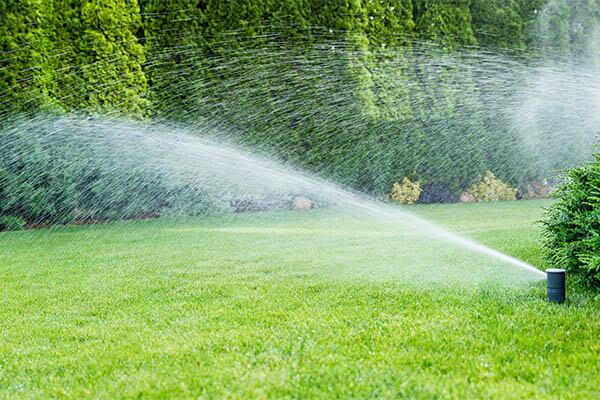 sprinkler and irrigation repair services